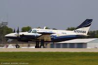 N191MA @ KOSH - PA-31T1 Cheyenne  C/N 31T-8104019, N191MA