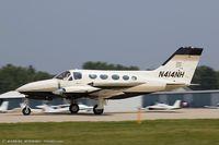 N414NH @ KOSH - Cessna 414 Chancellor  C/N 414-0640, N414NH