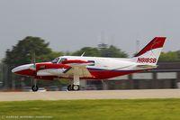 N818SB @ KOSH - Piper PA-31T1 Cheyenne  C/N 31T-8004018, N818SB