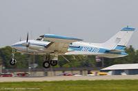 N1271G @ KOSH - Cessna 310Q  C/N 310Q1122, N1271G - by Dariusz Jezewski www.FotoDj.com