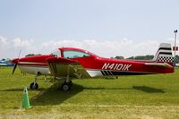 N4104K @ KOSH - Piper PA-31-350 Chieftain C/N 31-8252018, N4104K