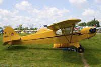 N2207M @ KOSH - Piper J3C-65 Cub  C/N 20995, NC2207M - by Dariusz Jezewski www.FotoDj.com