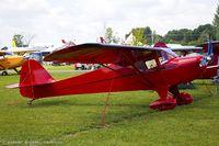 N44274 @ KOSH - Taylorcraft BC12-D1  C/N 10074, NC44274