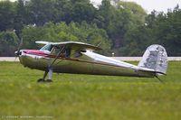 N77196 @ KOSH - Cessna 120  C/N 11658, N77196