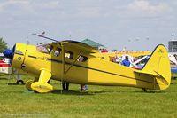 N727ST @ KOSH - Howard Aircraft DGA-15P  C/N 1010, NC727ST