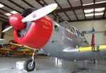 N56319 - Vultee BT-13A Valiant at the Estrella Warbirds  Museum, Paso Robles CA - by Ingo Warnecke