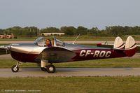 CF-ROC @ KOSH - Ercoupe 415-D  C/N 136, CF-ROC