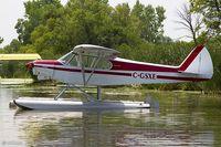 C-GSXE @ KOSH - Piper PA-18-150 Super Cub  C/N 18-7809091, C-GSXE - by Dariusz Jezewski www.FotoDj.com