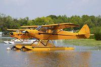 N1352C @ KOSH - Piper PA-18A-135 Super Cub  C/N 18-2515, N1352C - by Dariusz Jezewski www.FotoDj.com