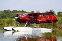 N68189 @ KOSH - Howard Aircraft DGA-15P  C/N 44927, NC68189