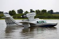 N1400P @ KOSH - Lake LA-4-250 Renegade  C/N 3, N1400P - by Dariusz Jezewski www.FotoDj.com