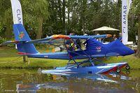 N57DD @ KOSH - Lockwood Aircam  C/N AC129, N57DD