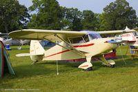 N5216H @ KOSH - Piper PA-16 Clipper  C/N 16-18, N5216H