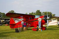N67423 @ KOSH - Howard Aircraft DGA-15P  C/N 1802, N67423