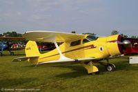 N47D @ KOSH - Beech D17R Staggerwing  C/N 289, N47D