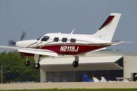 N2119J @ KOSH - Piper PA-46-350P Malibu Mirage  C/N 4636488, N2119J - by Dariusz Jezewski www.FotoDj.com