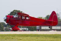 N63597 @ KOSH - Howard Aircraft DGA-15P  C/N 1830, NC63597