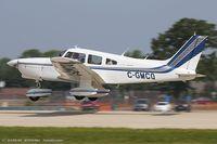 C-GMCQ @ KOSH - Piper PA-28-236 Dakota  C/N 287911112, C-GMCQ - by Dariusz Jezewski www.FotoDj.com
