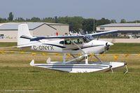 C-GNYX @ KOSH - Cessna A185F Skywagon C/N 18503242, C-GNYX - by Dariusz Jezewski www.FotoDj.com