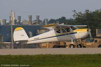 N1996V @ KOSH - Cessna 120  C/N 14207, N1996V