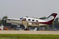 N7SA @ KOSH - Piper PA-46-350P Malibu Mirage  C/N 4636185, N7SA - by Dariusz Jezewski www.FotoDj.com