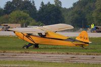 CF-KJE @ KOSH - Piper PA-12 Super Cruiser  C/N 12-2529, CF-KJE