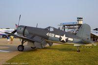 N209TW @ KOSH - Goodyear FG-1D Corsair  C/N 92489, NX209TW
