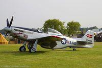 N10607 @ KOSH - North American P-51D Mustang Barbara Jean  C/N 44-74466A, N10607 - by Dariusz Jezewski www.FotoDj.com