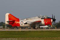 N752XT @ KOSH - Fairey Gannet T.5  C/N F9137, N752XT
