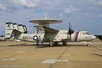 164486 - E-2C Hawkeye 164486 AC-600 from VAW-123 Screwtops  NAS Norfolk, VA - by Dariusz Jezewski www.FotoDj.com