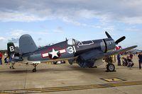 N46RL - Goodyear FG-1D Corsair  C/N 92508, N46RL