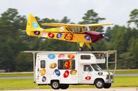 N37428 - Interstate S-1A C/N 273 - Kent Pietsch flies the Jelly Belly, NC37428