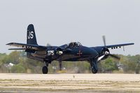 N1DF @ KOQU - Grumman F8F-2  Bearcat  C/N 121748,  NX1DF - by Dariusz Jezewski www.FotoDj.com