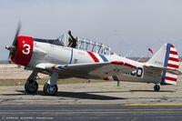 N52900 @ KOQU - North American SNJ-2 Texan C/N 2010 - Geico Skytypers, N52900
