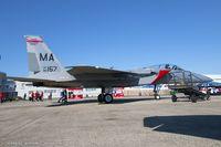 86-0157 @ KOQU - F-15C Eagle 86-0157 MA from 131st FS Death Vipers 104th FW Barnes ANG, MA - by Dariusz Jezewski www.FotoDj.com