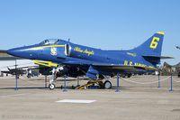 155027 @ KOQU - A-4F Skyhawk 155027