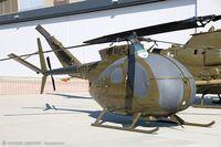 67-16570 @ KOQU - Hughes OH-6 Cayuse 67-16570 - Quonset Air Museum - by Dariusz Jezewski www.FotoDj.com