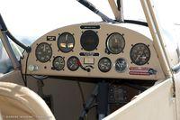N29189 @ KRDG - Cockpit of Aeronca 60-TF Le Mutt  C/N 2510T, N29189 - by Dariusz Jezewski www.FotoDj.com