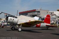 N60277 @ KRDG - Consolidated Vultee BT-13A Valiant  C/N 6519, N60277