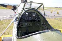 N239 @ KRDG - Cockpit of Ryan Aeronautical ST-3KR (PT-22)  C/N 1325, N239 - by Dariusz Jezewski www.FotoDj.com