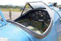 N60332 @ KRDG - Cockpit of Fairchild M-62C (PT-23A)  C/N 225SL, N60332