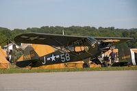 N70615 @ KRDG - Piper J3C-65 Cub  C/N 17624, N70615 - by Dariusz Jezewski www.FotoDj.com