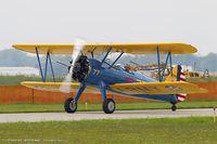 N79650 @ KYIP - Boeing E-75N1 Stearman  C/N 75-5770 - Dave Groh, N79650 - by Dariusz Jezewski www.FotoDj.com