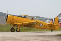 C-FRWN @ KYIP - Noorduyn AT-16 Harvard MK II  C/N 81-4097, C-FRWN - by Dariusz Jezewski www.FotoDj.com