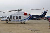 N405JZ @ KADW - Agusta Aerospace Corp AW139  C/N 41503, N405JZ