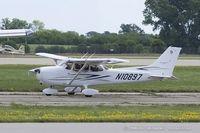 N10897 @ KOSH - Cessna 172S Skyhawk  C/N 172S10606, N10897 - by Dariusz Jezewski www.FotoDj.com