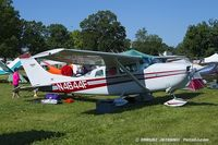 N4644F @ KOSH - Cessna P206A Super Skylane  C/N P206-0244, N4644F - by Dariusz Jezewski www.FotoDj.com