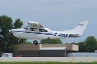 C-GGLB @ KOSH - Cessna T210L Turbo Centurion  C/N 21061225, C-GGLB - by Dariusz Jezewski www.FotoDj.com