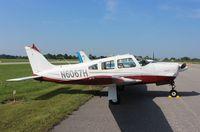 N6067H @ KMDH - Piper PA-28R-201