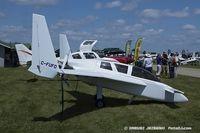 C-FUFO @ KOSH - Co-Z Cozy Mark IV  C/N 962, C-FUFO